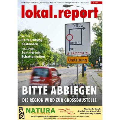 lokal.report August 2018