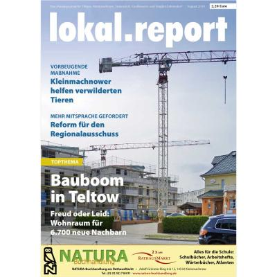 lokal.report August 2019